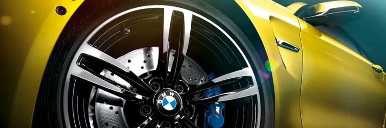 Шиномонтаж BMW