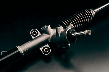 Устранение стука в рулевой рейке BMW